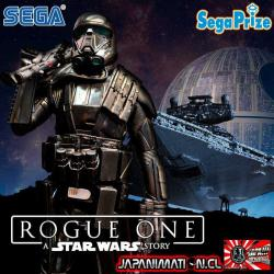 Death Trooper Imperial 1/10 Star Wars Rogue One Sega Prize Exclusivo Original Japones
