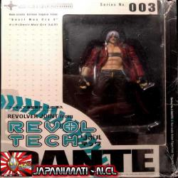 Dante Devil May Cry 3 Revoltech No 003 Original Kaiyodo Japones Usado