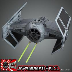Darth Vader TIE Fighter Advanced x1 Star Wars Maqueta Bandai Original Japones