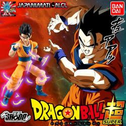 Son Goku Shodo Vol 4 Dragon Ball Super Bandai Original Japones