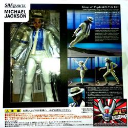 Michael Jackson SMOOTH CRIMINAL Figura SH Figuarts Version China Nueva