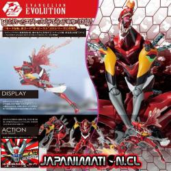Evangelion Evolution Evangelion Unit-02 The Beast Form 2nd Phase Revoltech Original Kaiyodo Japon