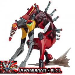 Evangelion Evolution 16 Evangelion Unit-02 The Beast Form 2nd Phase Revoltech Original Kaiyodo Japon