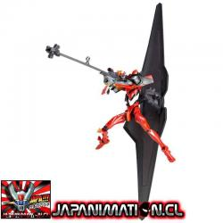 Evangelion Evolution 11 Evangelion Unit-02 Beta Revoltech Original Kaiyodo Japon