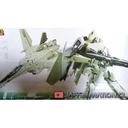 DX Chogokin VF-25A GE-62 Macross Frontier Messiah Valkyrie Tamashii Nation