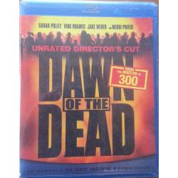Blu-Ray Dawn of the Dead Dir Cut 2004 Nuevo Bluray Hablado y Sub Español