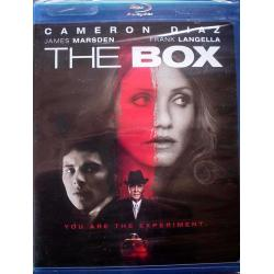 Blu-Ray The Box 2009 2 discos Nuevo Bluray Subtitulado Español