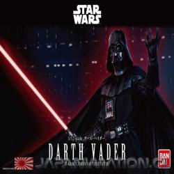 Darth Vader Maqueta Star Wars Lord Sith Bandai Model Kit Maqueta Detallada