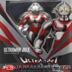Figura Ultraman Jack The Return of Ultraman Ultra Act 17Cm Bandai Original Japones