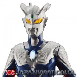 Figura Ultraman Zero Warrior of Light 17Cm Bandai Original Japones Luz