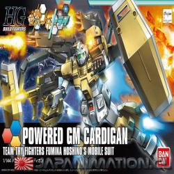 Maqueta Powered GM Cardigan HGBF 1/144 Build Fighters Gunpla HG Bandai